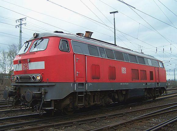 德國聯邦鐵路218型柴油機車 - Wikiwand
