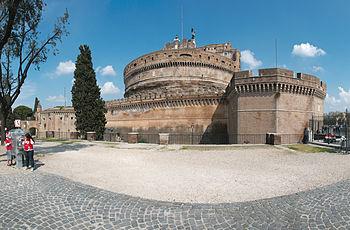 Architetture militari di Roma  Wikipedia