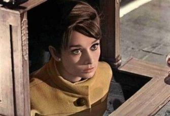 Audrey Hepburn dans le film Charade (1963)