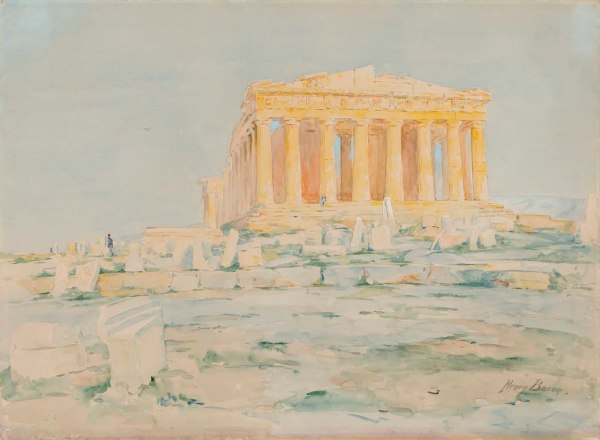 File Henry Bacon - Parthenon West Facade 1927.5.3