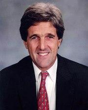 A Senate portrait of Kerry