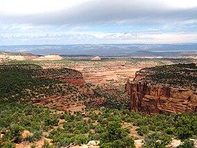 Black Ridge Canyons Wilderness  Wikipedia