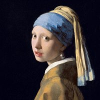 """""""Girl with a Pearl Earring"""" byJohannes Vermeer"""