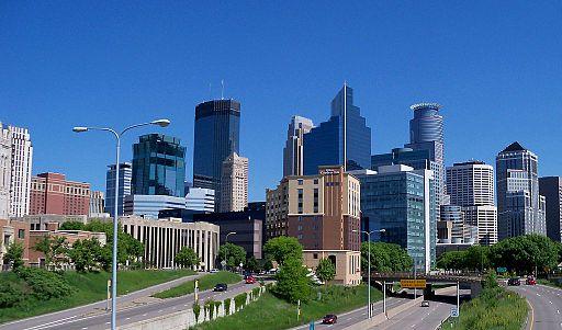 Minneapolis skyline 51