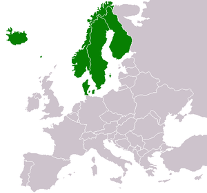 Nordiska passunionen: Norge, Sverige, Finland,...