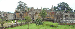 Preah Vihear temple is one of the main factors...