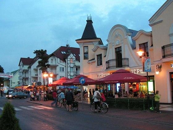 Centrum miejscowości