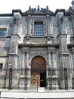 Iglesia de Santa Teresa la Antigua  Wikipedia la enciclopedia libre