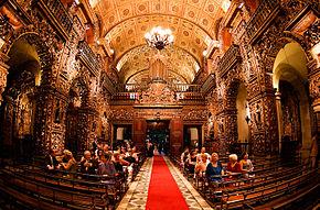 Mosteiro de So Bento Rio de Janeiro  Wikipdia a enciclopdia livre