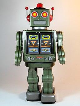 S.H Horikawa – Star Strider Robot (スターストライダーロボット) – Front