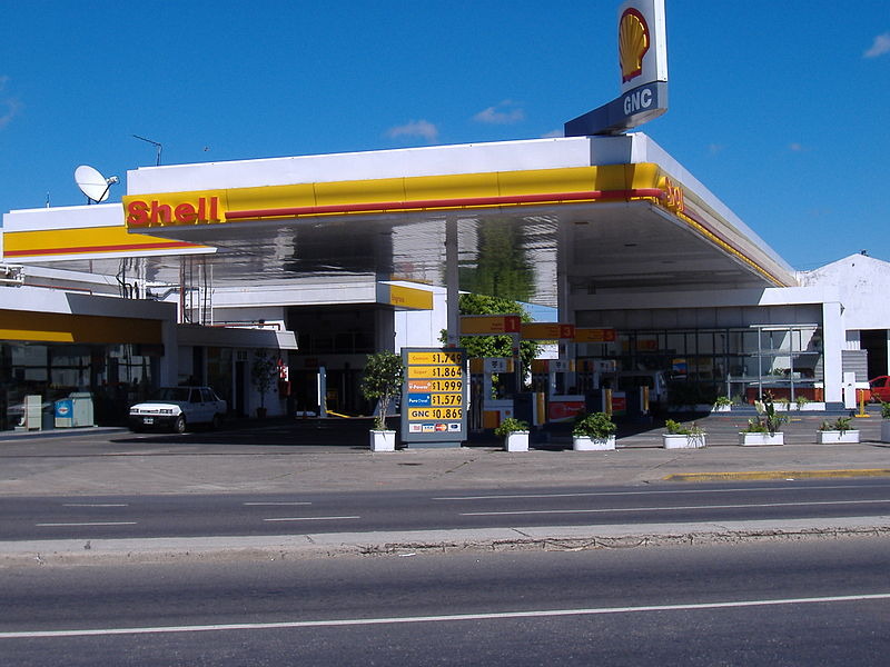 File:Shell station in Rosario.jpg