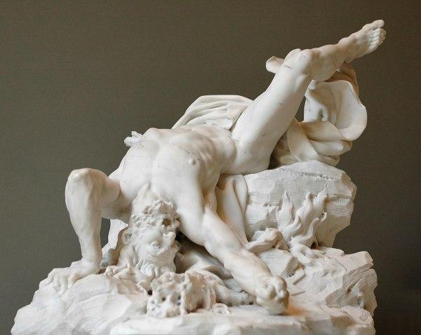 Louvre Renaissance Sculptures