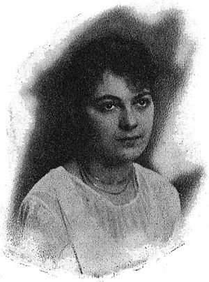 Jessie Wessel (1894-1948), Swedish actress.