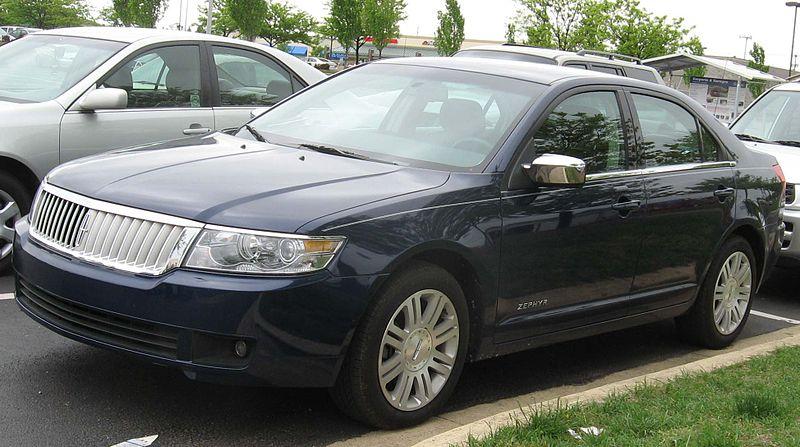 2006 -Lincoln Zephyr.jpg