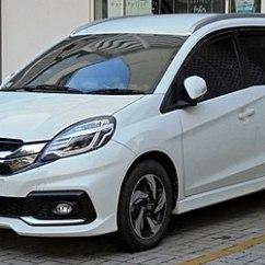 Grand New Veloz Vs Mobilio Rs Cvt Roof Rail Avanza Honda Wikiwand 2015 Dd4 Pre Facelift Indonesia