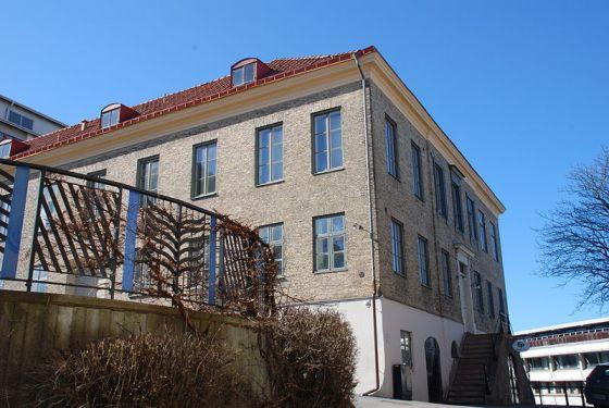 Ahlbergska huset