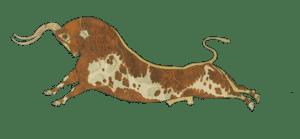 Français : Schéma en SVG d'un auroch faite à p...