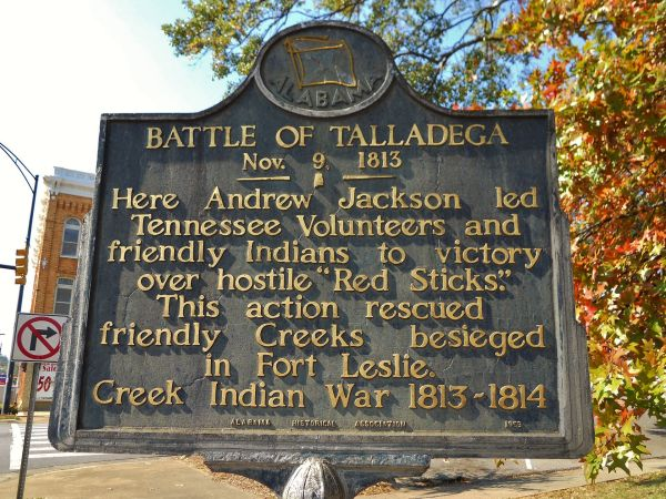 Battle Creek Historic Markers