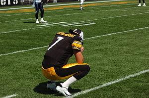 Pittsburgh Steelers quarterback Ben Roethlisbe...