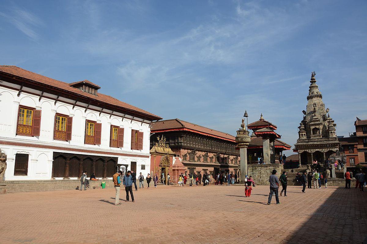 Bhaktapur Durbar Square  Wikipedia