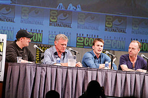 Captain America: The First Avenger panel from ...