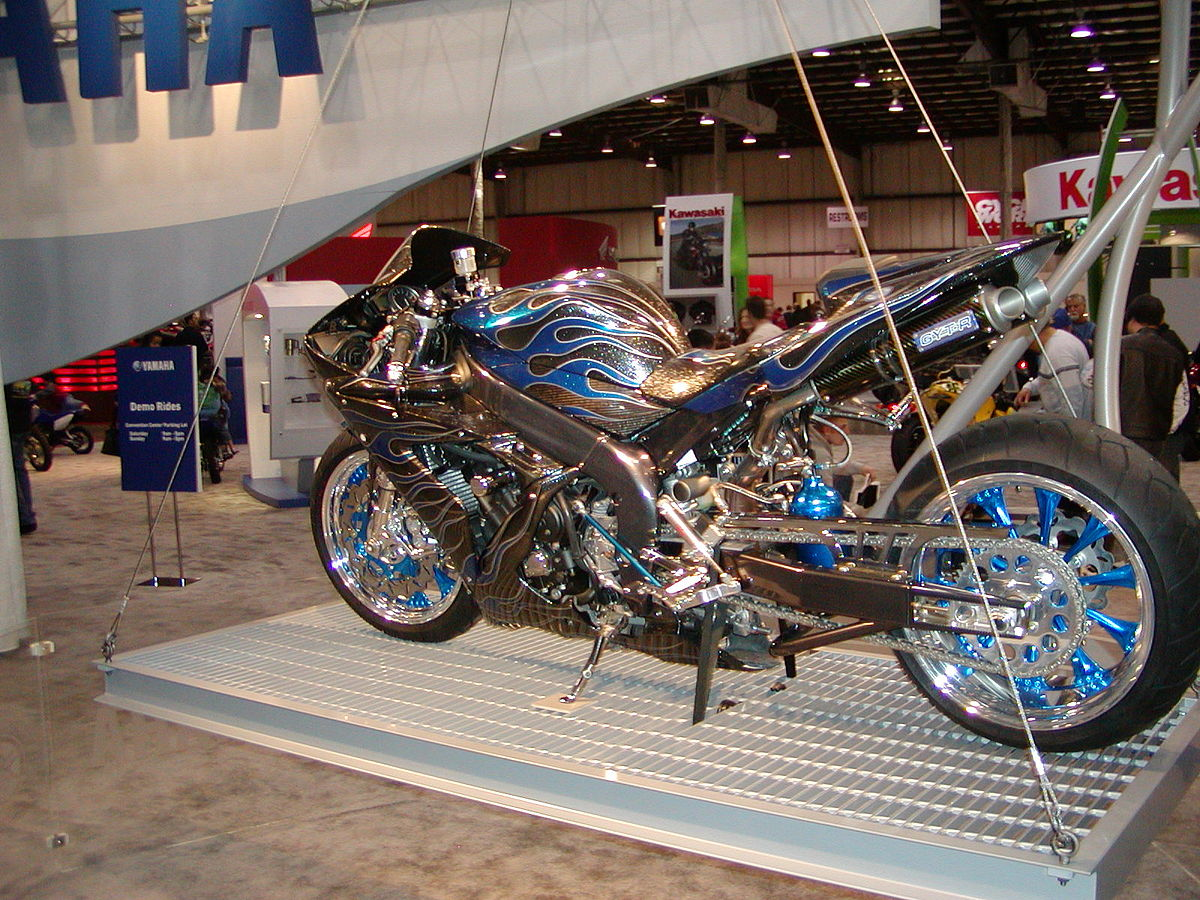 Custom Motorcycle  Wikipedia