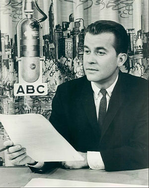 Publicity photo of Dick Clark from his ABC rad...