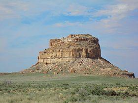 Fajada Butte  Wikipedia
