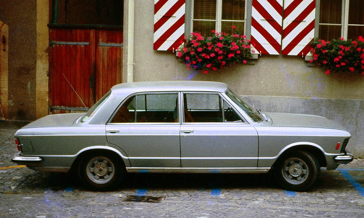 Fiat 130  Wikipdia