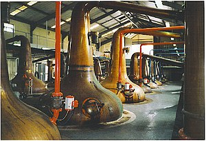 Whisky distilleries have a role to play in kee...