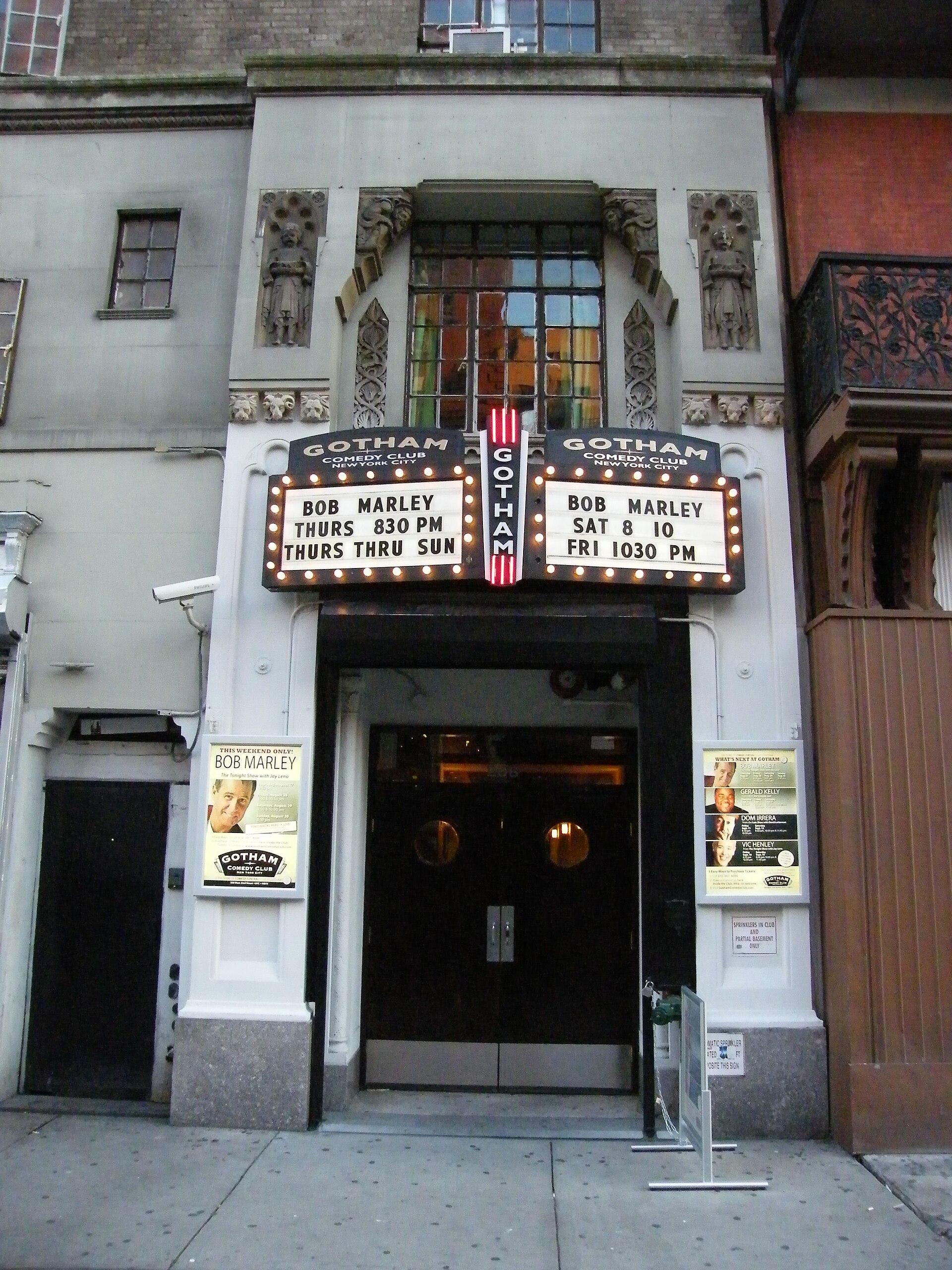 Gotham Comedy Club  Wikipedia
