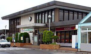 Iwanuma Station