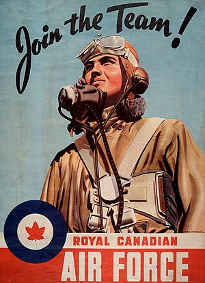 Join the Team! (Royal Canadian Air Force)