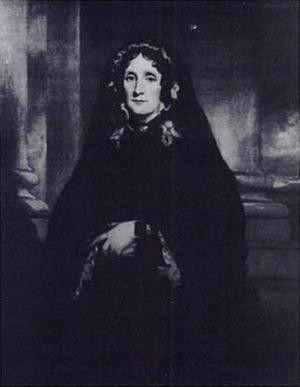 English: Lady Napier (1794–1883) in widowhood.