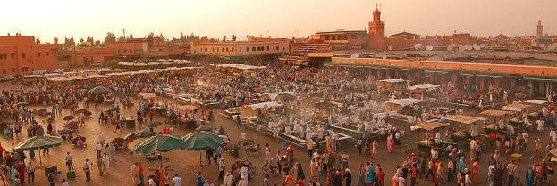 Jamaa el Fna – Marrakesh's Kaleidoscope of Entertainment
