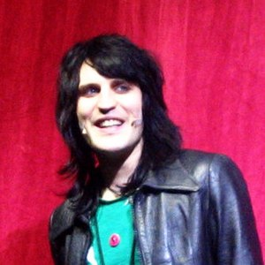 Photo of Noel Fielding in a live appearance of...