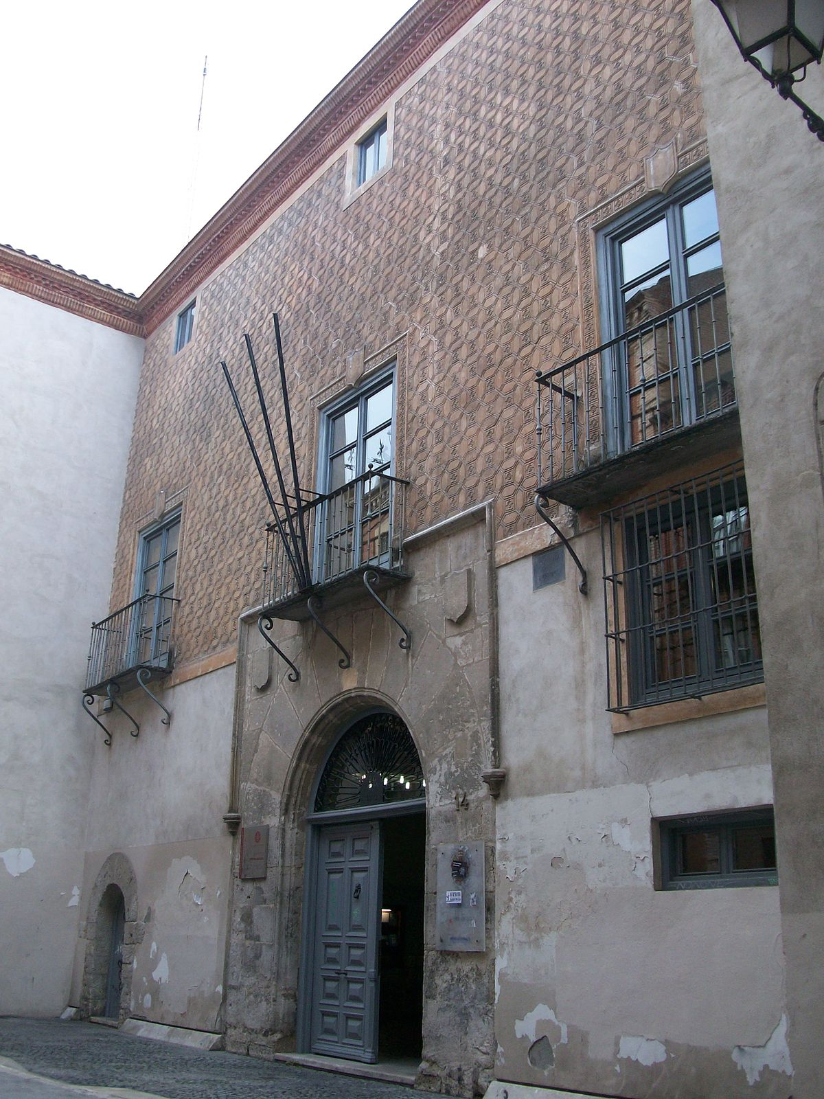 Palacio de los Condes de Buenda Valladolid  Wikipedia la enciclopedia libre