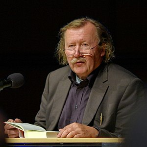 English: German philosopher Peter Sloterdijk r...