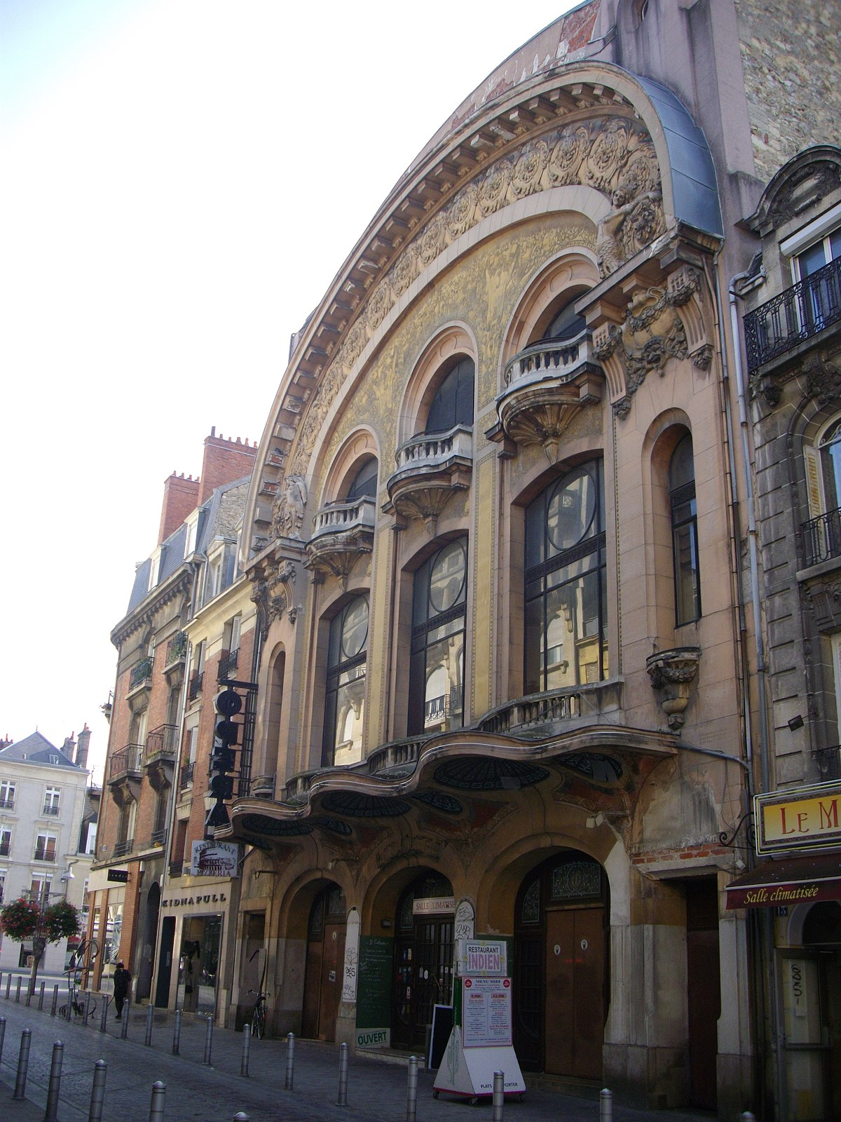 Cinmaopra Reims  Wikipdia