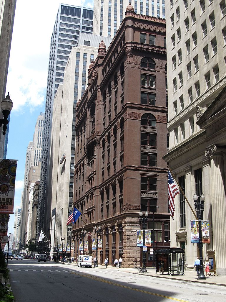 FileRookery Building Chicago Illinois 9181567286jpg  Wikimedia Commons