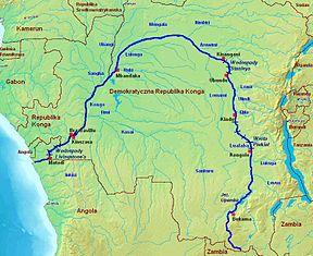Afrika Nema Karta Reke.Afrika Geografija Tanja