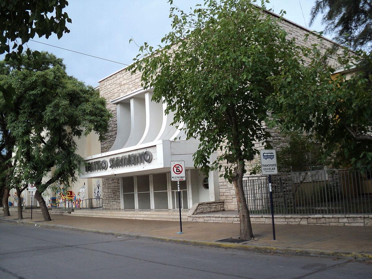 Teatro Sarmiento San Juan  Wikipedia la enciclopedia libre