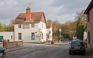 English: The Thomas Lord pub, High Street, Wes...