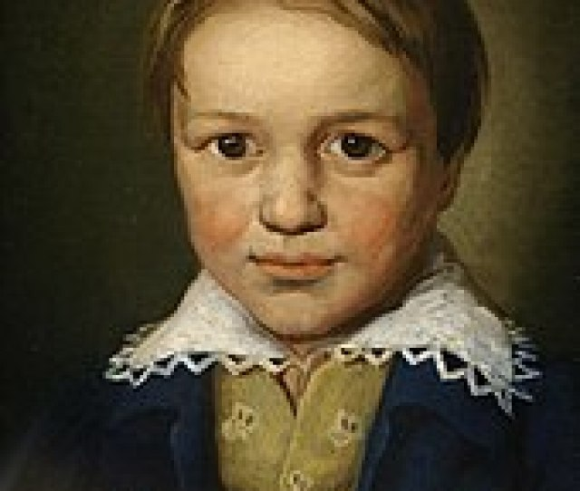A Portrait Of The 13 Year Old Beethoven By An Unknown Bonn Master C 1783