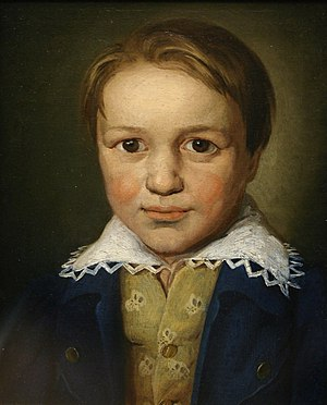 """The painting is described thus: """"Ludwig v..."""