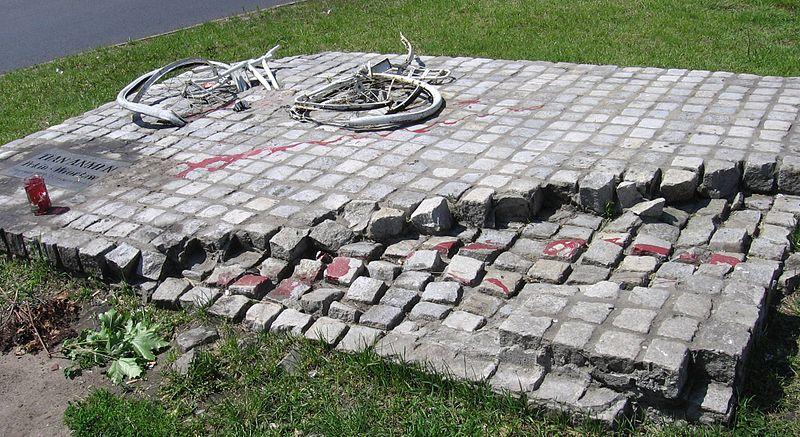 Monument in memoria victimelor din Piata Tiananmen