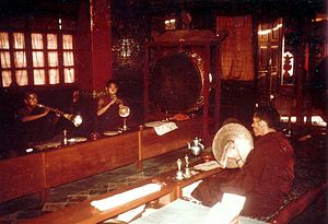 musicienas tibet