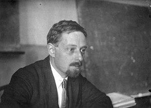 English: Vladimir Propp, Russian philologist