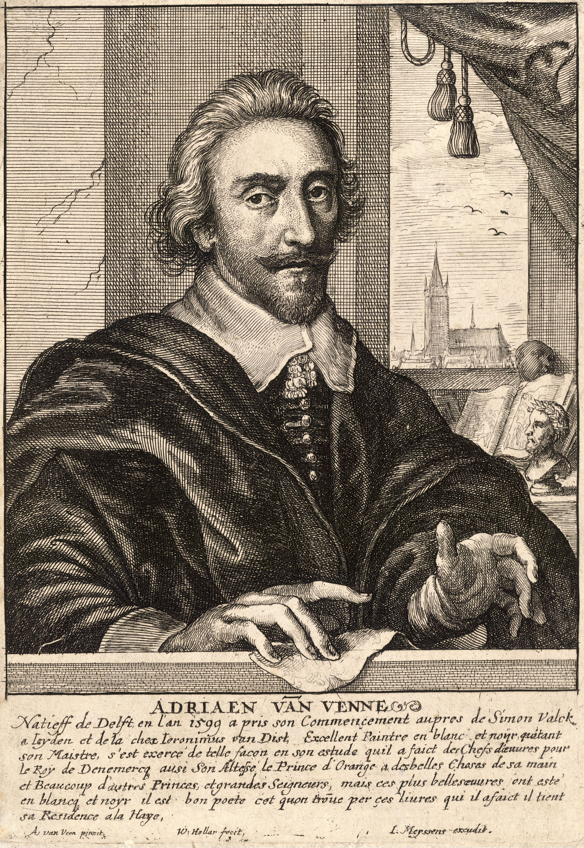 Adriaen Pietersz van de Venne  Wikipedia