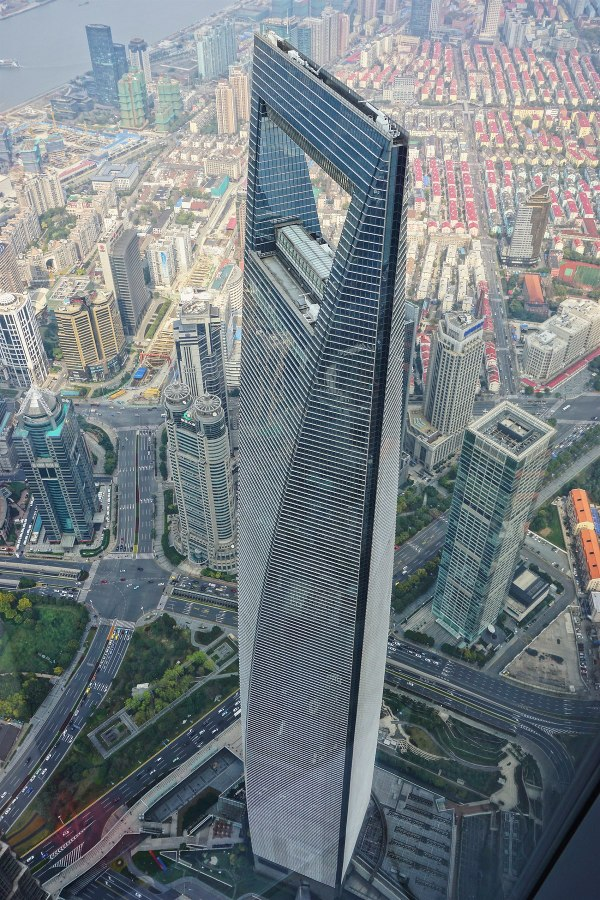 Shanghai World Financial Center - Wikipedia
